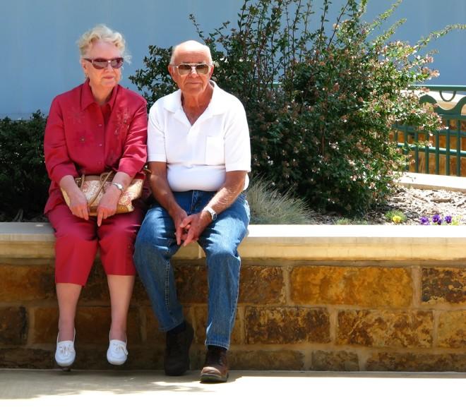 Dating blandt de ældre
